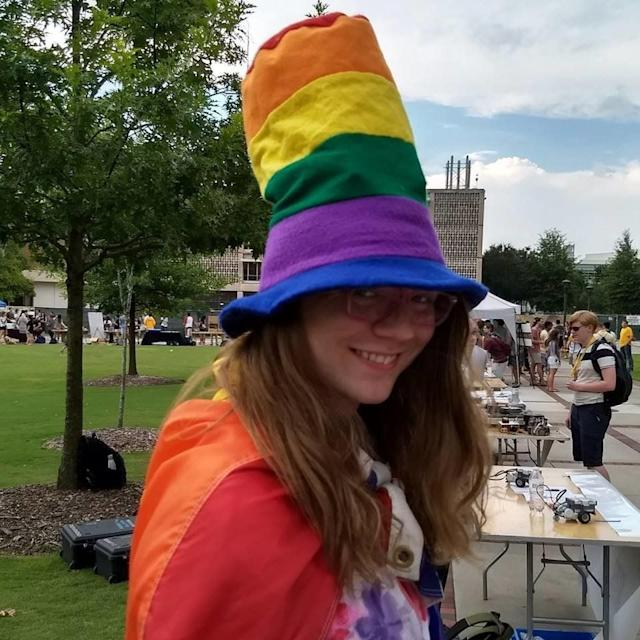 Schultz, 21, was president of Georgia Tech's Pride Alliance and studied engineering.