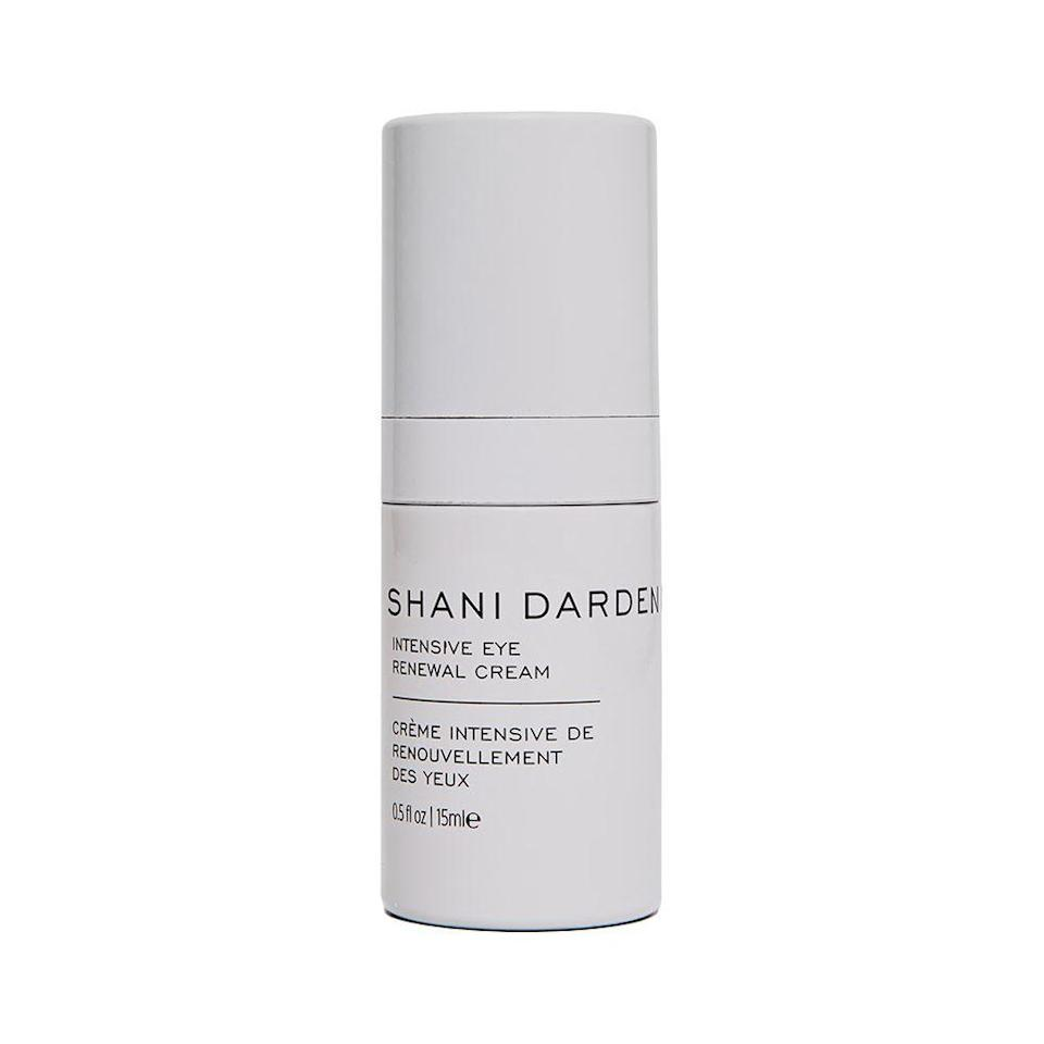"""<p><strong>Shani Darden Skin Care</strong></p><p>sephora.com</p><p><strong>$88.00</strong></p><p><a href=""""https://go.redirectingat.com?id=74968X1596630&url=https%3A%2F%2Fwww.sephora.com%2Fproduct%2Fshani-darden-intensive-eye-renewal-cream-with-firming-peptides-P467973&sref=https%3A%2F%2Fwww.elle.com%2Ffashion%2Fshopping%2Fg32178546%2Fgifts-for-grandma-ideas%2F"""" rel=""""nofollow noopener"""" target=""""_blank"""" data-ylk=""""slk:Shop Now"""" class=""""link rapid-noclick-resp"""">Shop Now</a></p><p>A rich cream for a graceful transformation. </p>"""