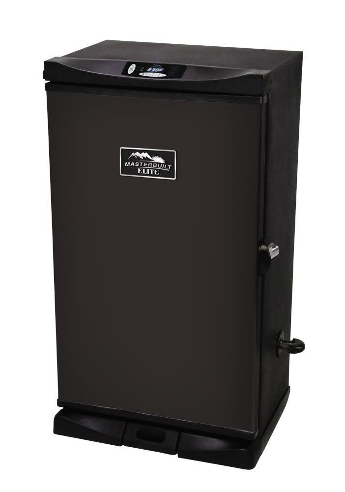 """<p>Serving up delicious meats, fish, and even vegetables with this durable, compact smoker is almost too easy. Just keep an eye on the digital thermometer till it reaches the prescribed temperature. So instead of standing over a grill getting smoke in his eyes and overcooking the steaks again, Dad can enjoy some <a href=""""http://www.fieldandstreamshop.com/p/kan-jam-4-player-disc-game-16kjauknjmxxxxxxxstg/16kjauknjmxxxxxxxstg"""" rel=""""nofollow noopener"""" target=""""_blank"""" data-ylk=""""slk:backyard games"""" class=""""link rapid-noclick-resp"""">backyard games</a>, relax in his <a href=""""http://www.fieldandstreamshop.com/ProductDisplay?pageName=CatalogEntryPage&storeId=11201&errorViewName=ProductDisplayErrorView&urlLangId=-1&productId=2392194&urlRequestType=Base&langId=-1&catalogId=11101&camp=20170607:FNSOrderConfirmationLink:BODY-PF_ID"""" rel=""""nofollow noopener"""" target=""""_blank"""" data-ylk=""""slk:comfy chair"""" class=""""link rapid-noclick-resp"""">comfy chair</a> with a beer, or read a good book… <a href=""""http://www.fieldandstreamshop.com/p/masterbuilt-30-black-digital-smoker-15msbu30blcklctrccfp/15msbu30blcklctrccfp"""" rel=""""nofollow noopener"""" target=""""_blank"""" data-ylk=""""slk:$199"""" class=""""link rapid-noclick-resp"""">$199</a> (Courtesy Field & Stream) </p>"""