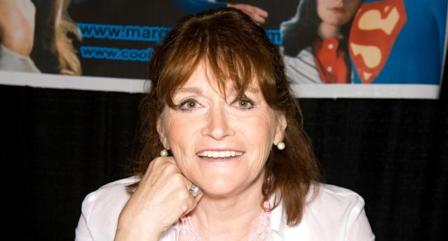 Margot Kidder attends Wizard World Philadelphia Comic Con 2011. (Photo: Gilbert Carrasquillo/FilmMagic)