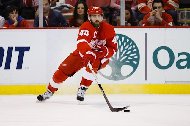 Henrik Zetterberg a game-time decision for Red Wings in all-important Game 4