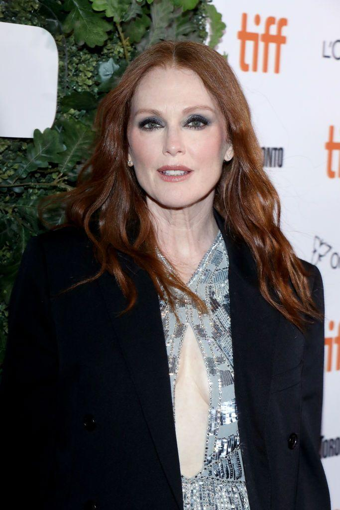 """<p>Julianne Moore once told the <em><a href=""""https://www.independent.ie/style/celebrity/celebrity-features/interview-julianne-moore-who-needs-an-oscar-anyway-30610013.html"""" rel=""""nofollow noopener"""" target=""""_blank"""" data-ylk=""""slk:Irish Independent"""" class=""""link rapid-noclick-resp"""">Irish Independent</a></em>, """"You have to be in yourself but engage with the world, and see what's going on,"""" which is basically a Sagittarius motto.</p>"""