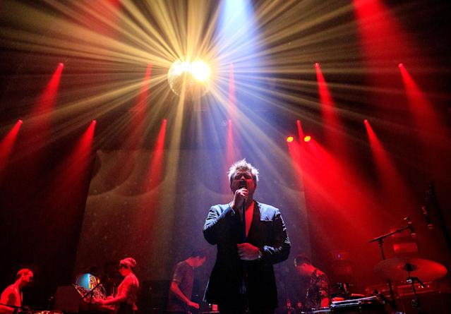 <p>LCD Soundsystem's <i>American Dream</i> is out front. The album debuted at No. 1 and ranked No. 5 on <i>Rolling Stone</i>'s year-end critics' poll. Other strong contenders include Arcade Fire's <i>Everything Now</i> and Father John Misty's <i>Pure Comedy</i>. (Photo: Christopher Polk/Getty Images) </p>