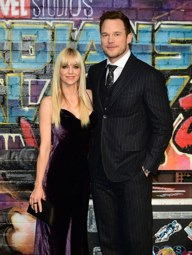 European Premiere of Guardians of the Galaxy Vol. 2 – London