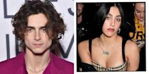 <p>The Little Women star and model daughter of Madonna both attended New York City's La Guardia High School of Music & Art and Performing Arts and are believed to have dated after meeting there. </p><p>In a 2017 interview with Andy Cohen, Chalamet and the host recalled dancing together at a party with Madonna and Lourdes, or Lola, but pretty swiftly shied away from talking about dating the star, saying: 'Next question, I'm out of here,' when Cohen asked how long they dated for. </p>