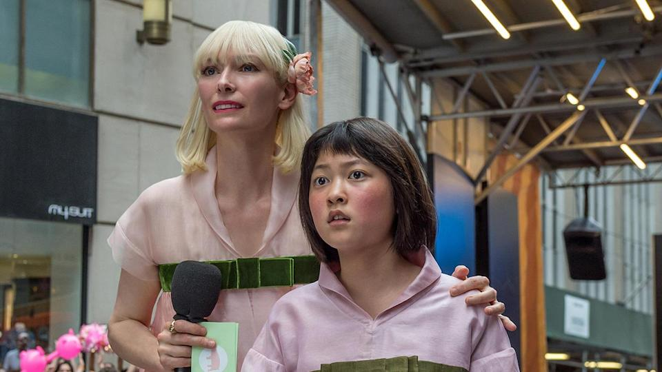<p> Bong Joon-ho directs a sci-fi adventure movie with overt references to the modern food industry. Starring Tilda Swinton, Paul Dano, and a cast of insanely talented actors, Okja caused a lot of discussion and debate at the time of its release, especially around the ethics of meat production. It also showed that companies like Netflix could make a success &#x2013; and a thumping one &#x2013; of left-field creative choices, as long as they do it with confidence. And Bong Joon-ho and co have that in plentiful supply.&#xA0; </p> <p> Its bold and inventive storyline, great action, and eye-popping visuals make this a delightful movie. Also, who needs an excuse to watch anything with Tilda Swinton in it? Plus, its Bong Joon-ho... you know you&apos;re in good hands when this Oscar-winning director&apos;s on board. </p>