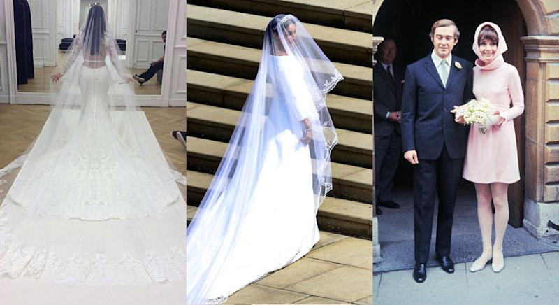 Brides who wore Givenchy