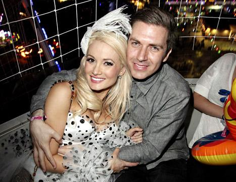 Pregnant Holly Madison Is Having a Girl: See Her Sonogram!