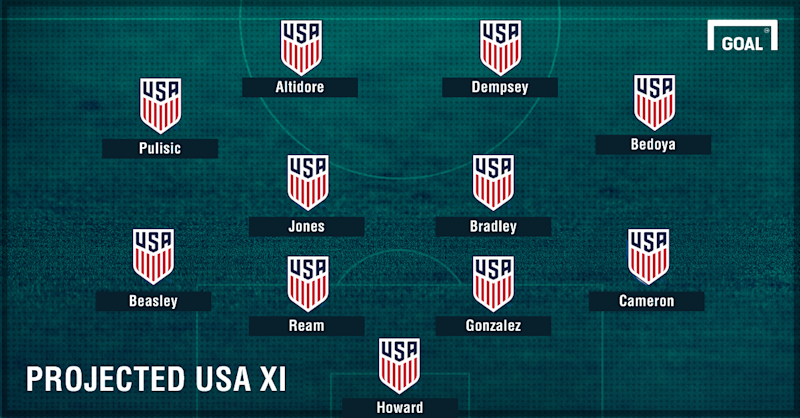 GFX USA XI vs Panama 03272017