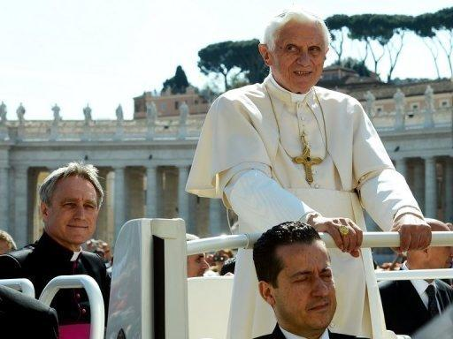 Vatican officials confirmed Saturday that the pope's personal butler was arrested on suspicion of leaking documents