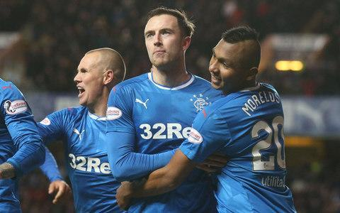<span>Rangers are currently third in the Scottish Premiership</span> <span>Credit: pa </span>