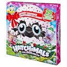 """<p><strong>Hatchimals</strong></p><p>amazon.com</p><p><strong>$38.75</strong></p><p><a href=""""https://www.amazon.com/dp/B079SJBDFB?tag=syn-yahoo-20&ascsubtag=%5Bartid%7C10067.g.33853499%5Bsrc%7Cyahoo-us"""" rel=""""nofollow noopener"""" target=""""_blank"""" data-ylk=""""slk:Shop Now"""" class=""""link rapid-noclick-resp"""">Shop Now</a></p><p>When it comes to toy advent calendars, more is definitely more. Case in point: this calendar filled with ready to hatch animal surprises including special Hatchimals characters and nests plus papercrafts to assemble a winter scene for the toys to play in. </p>"""