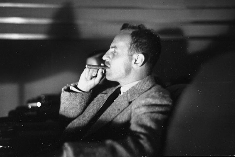 Producer Darryl Zanuck, a well-known early proponent of the casting couch. (Peter Stackpole via Getty Images)