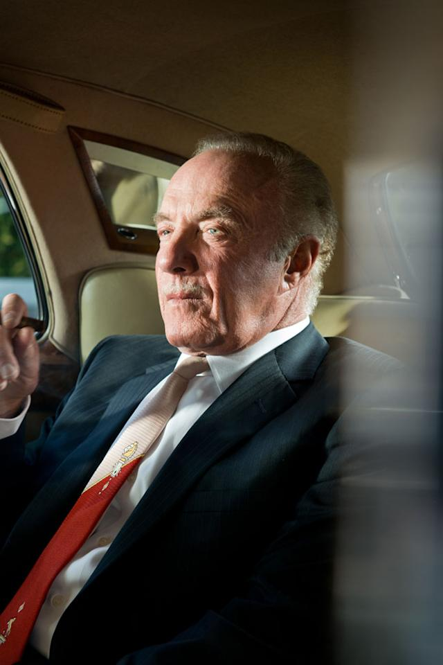 "James Caan as Sy Berman in ""Magic City"" Season 2."