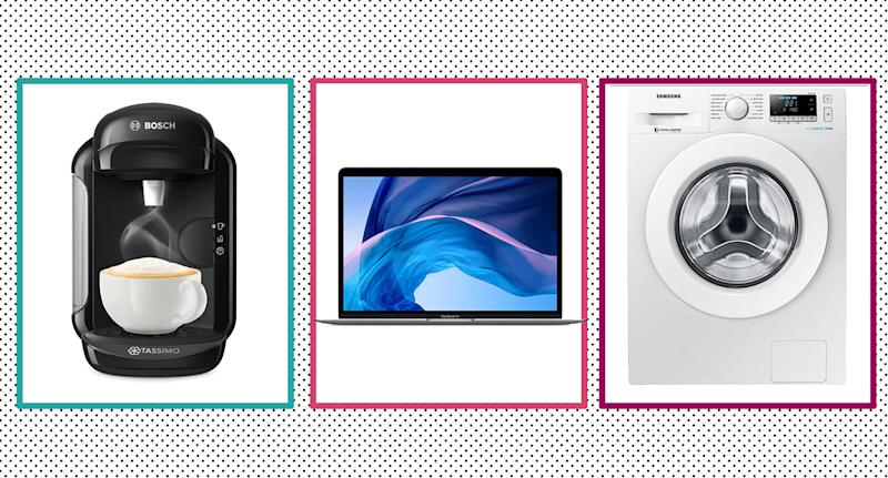 Very has launched an unmissable sale this bank holiday with huge discounts on home, fashion and electrical equipment. (Very/ Yahoo Style UK)
