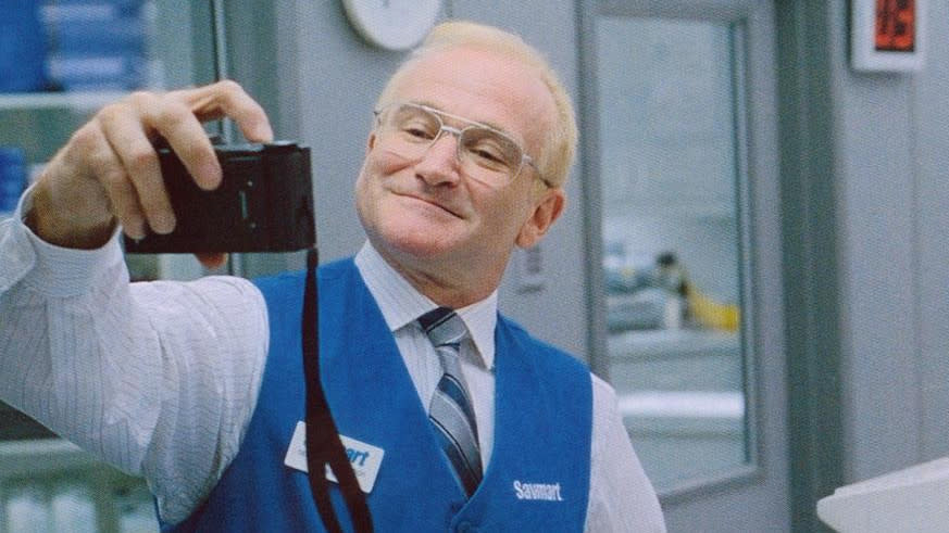 Robin Williams in 'One Hour Photo'. (Credit: Fox Searchlight)