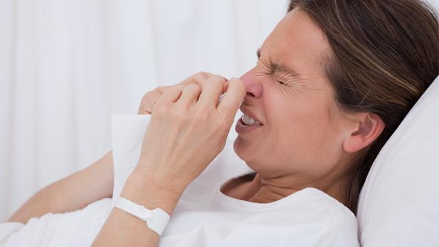 Winter Allergies Mistaken for Colds