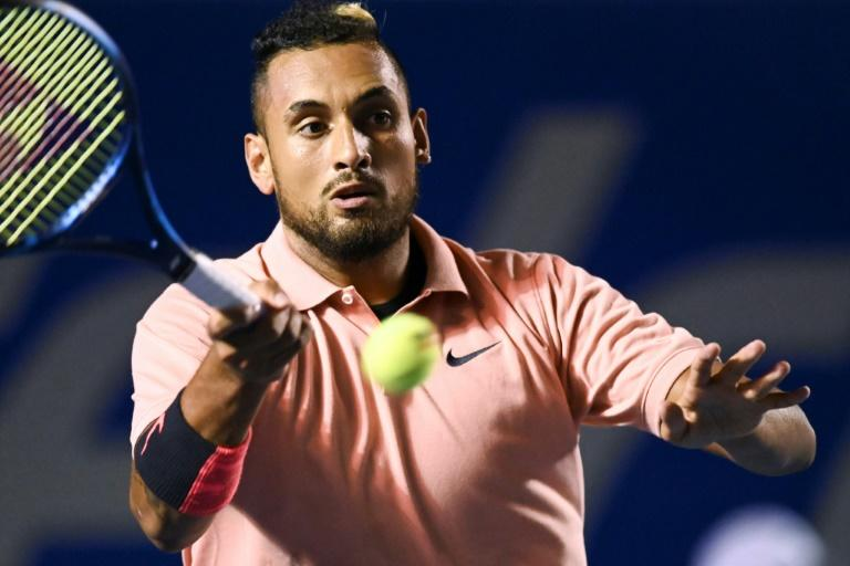 Australia's Nick Kyrgios has had a spat with German legend Boris Becker on Twitter over fellow tennis pro Alexander Zverev