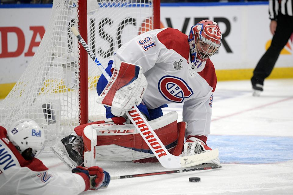 Goalie Carey Price agreed to be exposed for the expansion draft so the Montreal Canadiens could protect backup Jake Allen.