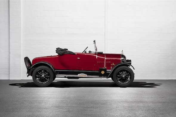 The iconic cars of the Cowley factory