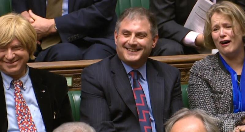 Jack Lopresti, MP for Filton and Bradley Stoke, questioned why people can go to shops and off-licences, but not church, over Easter. (Picture: PA)