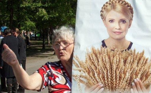 Yulia Tymoshenko was jailed for seven years in a controversial case