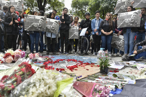 Injured Colombian Teen Protester Dies After Two Days
