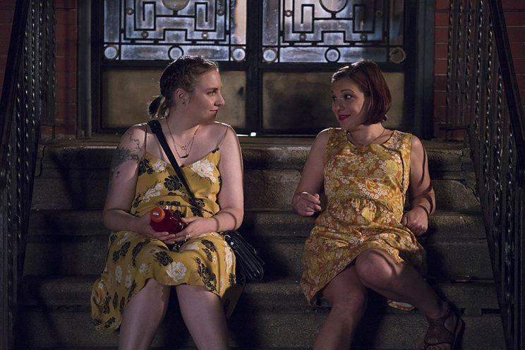 HBO's Girls. (Photo: Mark Shafer/HBO)
