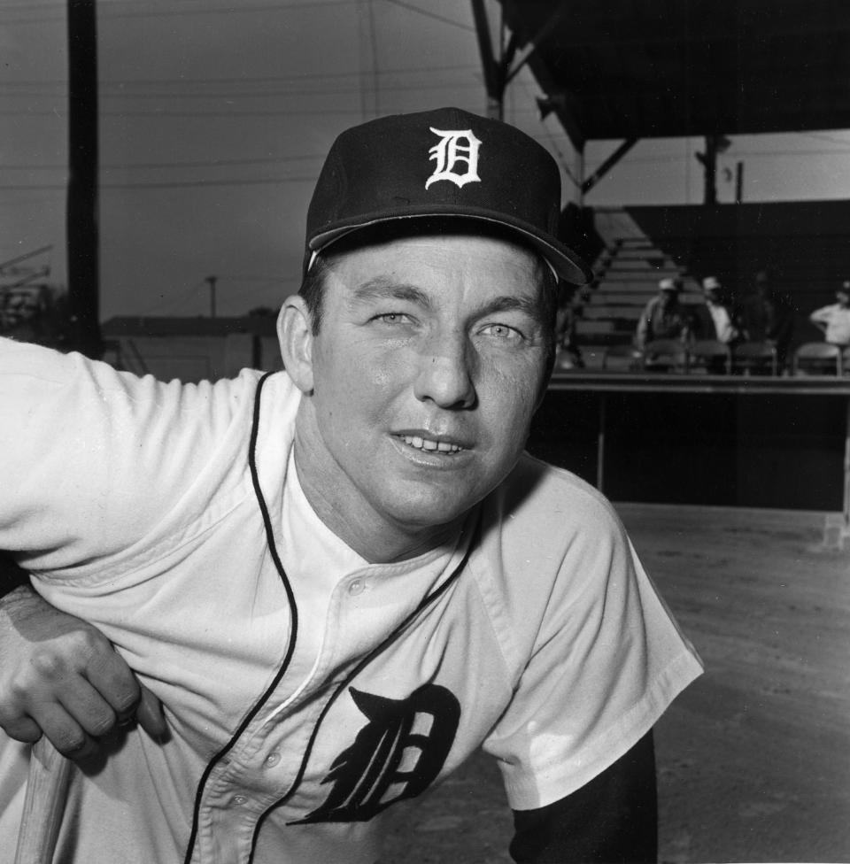 """""""Mr. Tiger,"""" Kaline spent all of his 22 seasons in Detroit, where he put together a Hall of Fame career and helped bring a World Series to the city in 1968. An 18-time All-Star, Kaline finished his career with 399 home runs and 3,007 hits. He was elected to the Hall of Fame in his first year on the ballot in 1980, becoming at the time only the 10th player to be enshrined in his first year of eligibility. He was 85."""