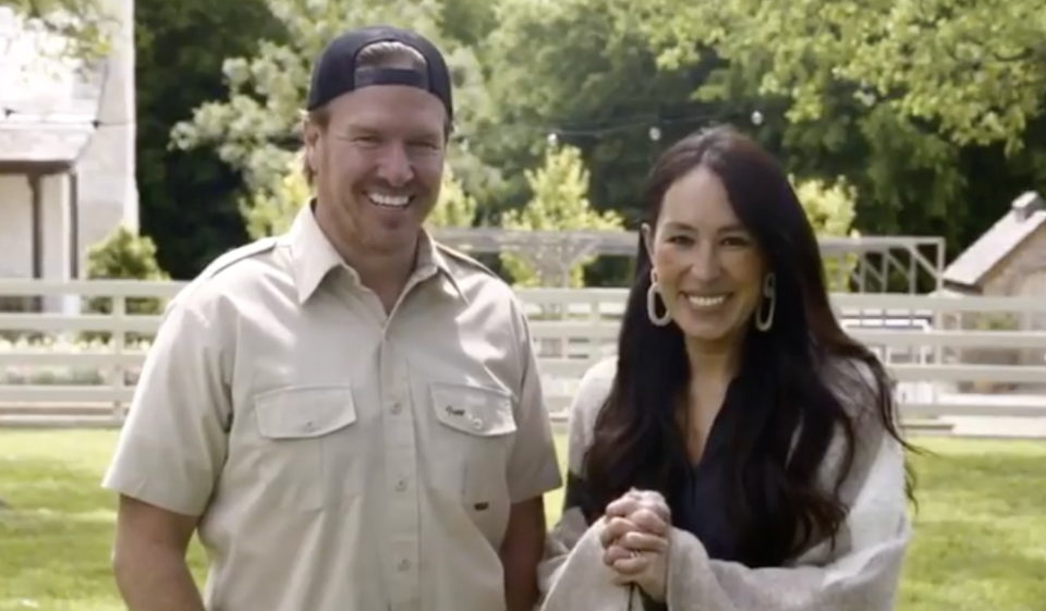 Chip and Joanna Gaines married in 2003. (Instagram)