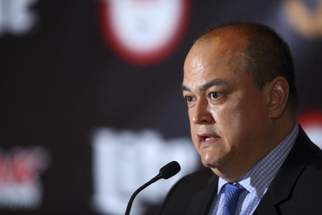 Bellator president Scott Coker has remade the promotional company in his image after three-and-a-half years at the helm. (Getty Images)