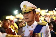 Protesters are calling for the resignation of Thailand's Prime Minister Prayut Chan-O-Cha