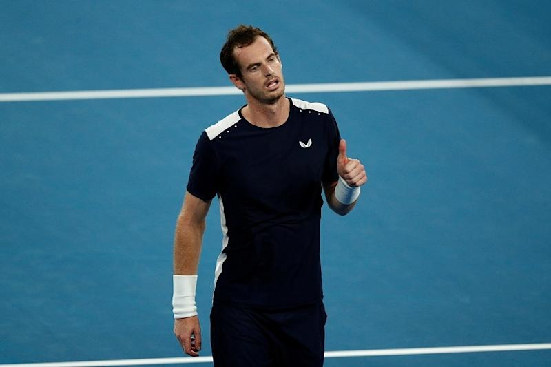Being Able to Serve Bigger and Harder Than Recent Years is Positive: Andy Murray