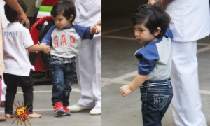These Photos Of Taimur Ali Khan With His New Pal Will Kill Your Monday Blues