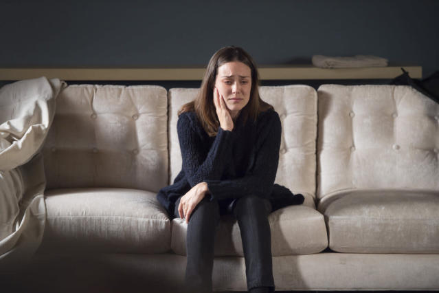 Megan Boone as Elizabeth Keen in <i>The Blacklist.</i> (Photo: Scott Gries/NBC)