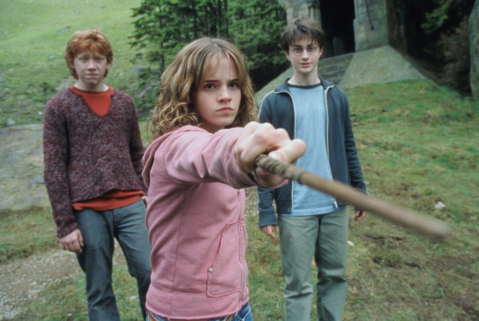 Alohomora!! Save up to 58 percent on Harry Potter: The Complete 8-Film Collection, today only! (Photo: Warner Bros.)