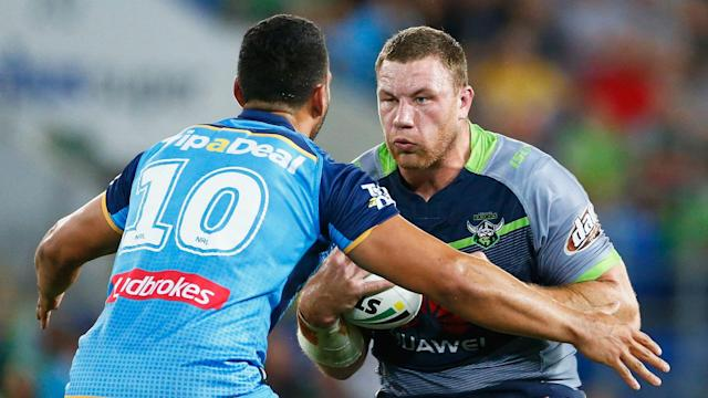Josh Papalii will not play for Australia in the Anzac Test following his appearance in court yesterday.