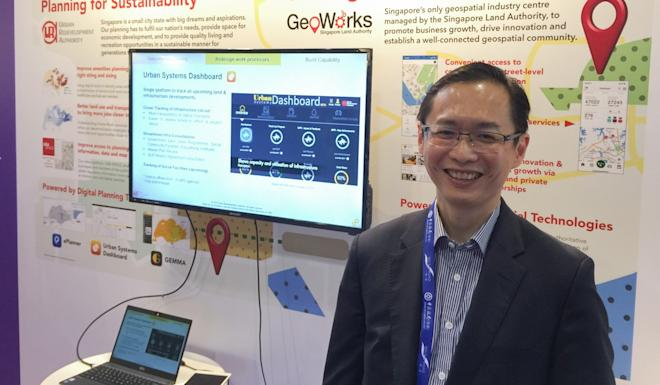 Seth Tan Keng Hwee, executive director of Infrastructure Asia, an agency under the Singapore government.Photo: Tony Cheung