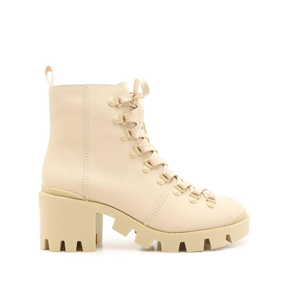 lug sole boot, schutz, 2020 fashion trends