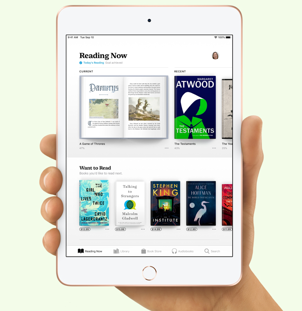 Save $49 on the latest Apple iPad Mini. (Photo: Apple)