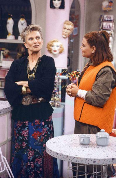 PHOTO: Cloris Leachman, as Beverly Ann Stickle, and Mindy Cohn, as Natalie Green, in a scene from 'The Facts of Life.' (NBCU Photo Bank via Getty Images, FILE)