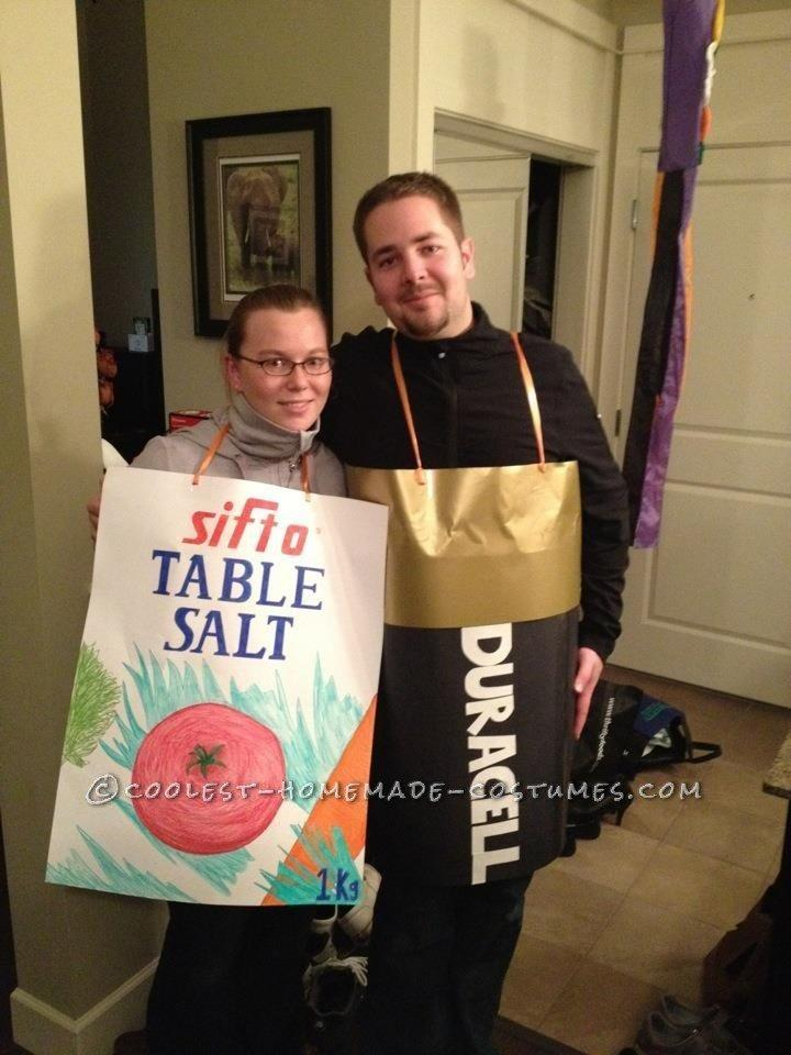 (Coolest Homemade Costumes)