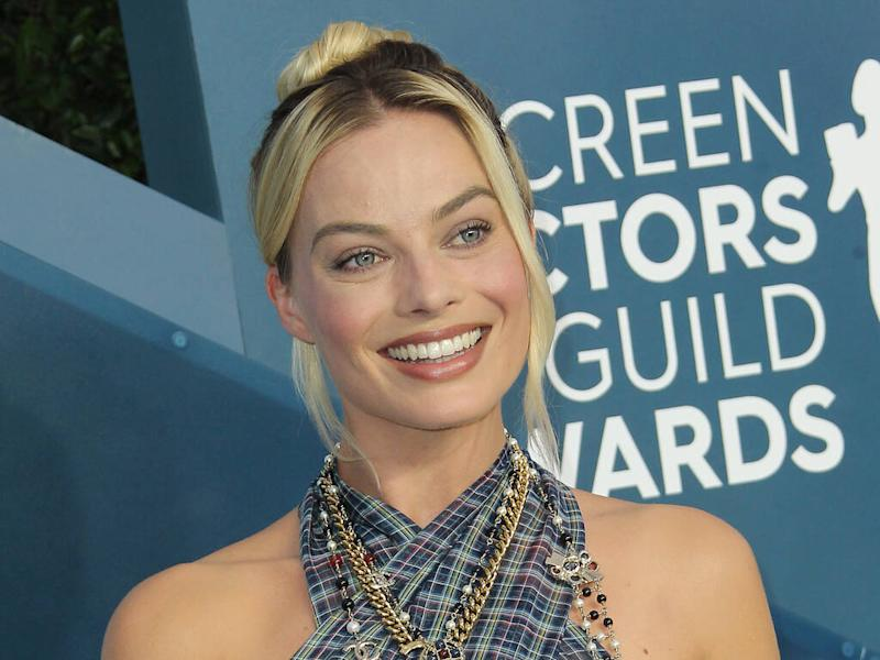 Margot Robbie gave up tattoo artistry after botching friend's back inking