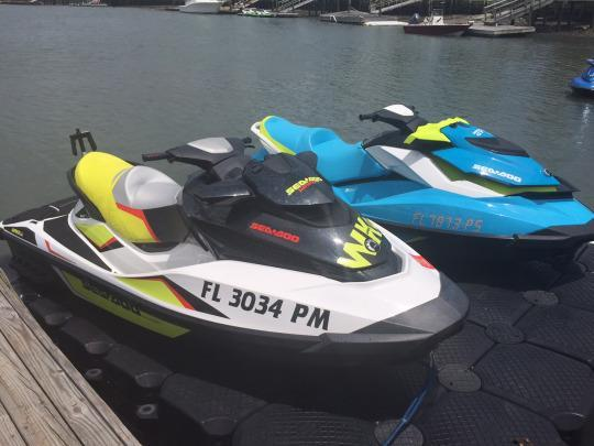 Muscle Shoals: Riding the Sea-Doo GTI 155 SE and 215 Wake