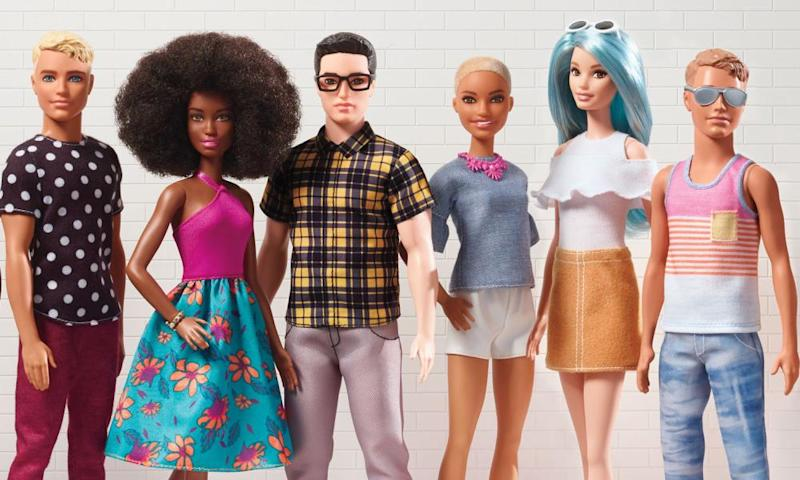 Barbie The New Crew