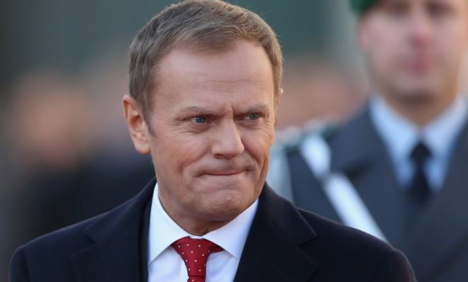 Polish Prime Minister Donald Tusk may want to pull up the reins on the country's bid to join the euro.