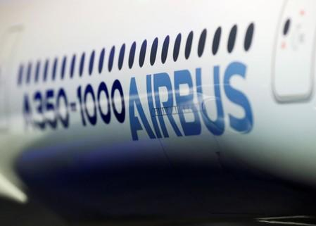 Airbus delivers first A350 to Japan after landmark deal
