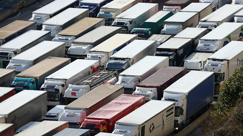 80% chance of 'chaos in Kent' after Brexit transition period, says haulage boss