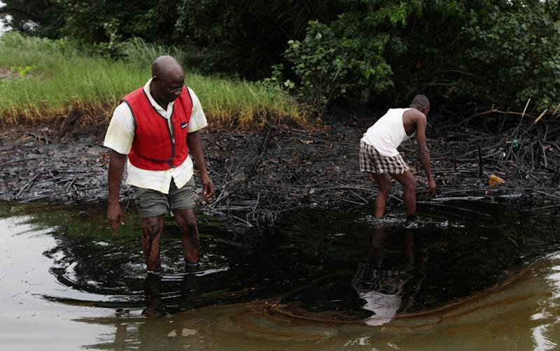 Nigeria community rejects Shell compensation offer