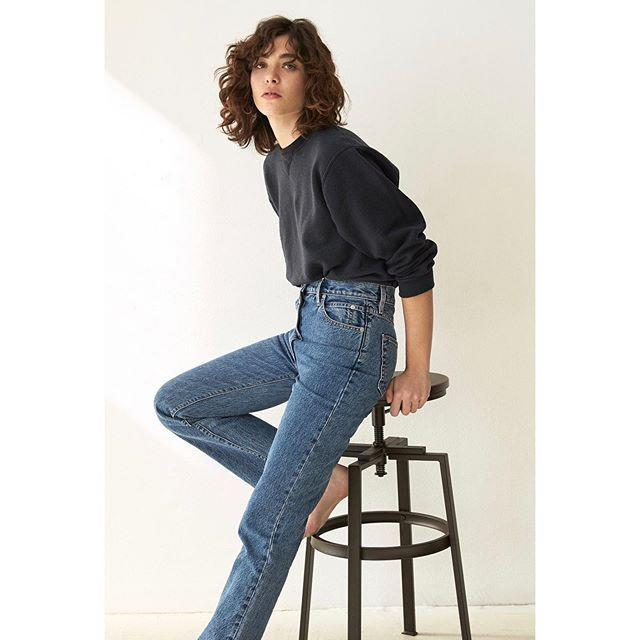 """<p>SLVRLAKE is my favorite denim brand right now. They remind me of <em>The Sisterhood of the Traveling Pants;</em> every person that wears them looks absolutely incredible— no matter their body type. For anyone looking for the perfect high-waisted jean, SLVRLAKE will be your new best friend. This luxury denim brand might be pricey, but I promise the fit is worth every dime. </p><p><strong>Best Sellers:</strong> <a href=""""https://www.shopbop.com/london-jean-slvrlake/vp/v=1/1581634060.htm?folderID=61100&fm=other-shopbysize-viewall&os=false&colorId=1868C&ref_=SB_PLP_NB_4"""" rel=""""nofollow noopener"""" target=""""_blank"""" data-ylk=""""slk:London High-Rise Straight Leg"""" class=""""link rapid-noclick-resp""""><em>London High-Rise Straight Leg</em></a>, $319; </p><p><strong>Our Pick: </strong><a href=""""https://www.shopbop.com/grace-jean-slvrlake/vp/v=1/1510300642.htm?folderID=61100&fm=other-shopbysize-viewall&os=false&colorId=12184&ref_=SB_PLP_NB_18"""" rel=""""nofollow noopener"""" target=""""_blank"""" data-ylk=""""slk:Grace High-Rise Wide Leg"""" class=""""link rapid-noclick-resp""""><em>Grace High-Rise Wide Leg</em></a>, $259</p><p><a href=""""https://www.instagram.com/p/B38n1pSh7XR/"""" rel=""""nofollow noopener"""" target=""""_blank"""" data-ylk=""""slk:See the original post on Instagram"""" class=""""link rapid-noclick-resp"""">See the original post on Instagram</a></p>"""